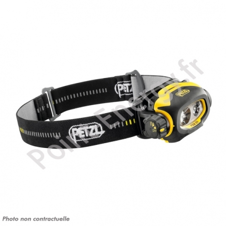 lampe frontale led rechargeable pixa3r petzl. Black Bedroom Furniture Sets. Home Design Ideas