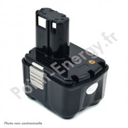 Batterie outillage électroportatif Hitachi 14.4V 3Ah LiIon