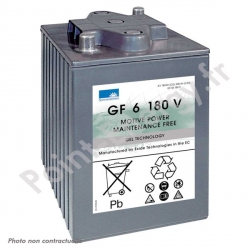 Batterie traction Exide GF06-180VP 6V 180Ah