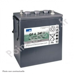 Batterie traction Exide GF06240 V 6V 240Ah