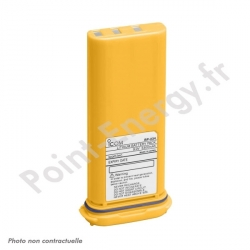 Batterie Lithium pour talkie walkie ICOM 9V 3300mAh