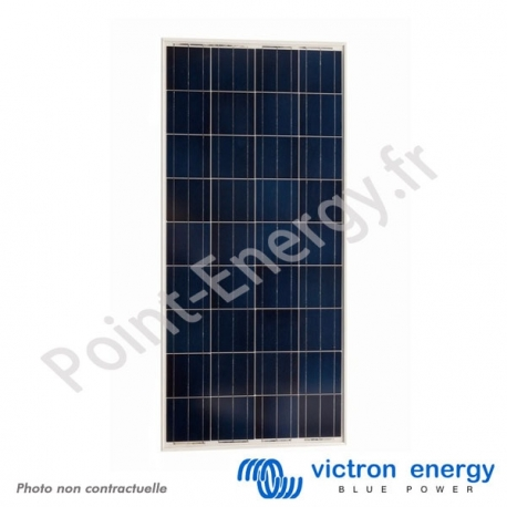 panneau solaire polycristallin victron blue solar 100w. Black Bedroom Furniture Sets. Home Design Ideas