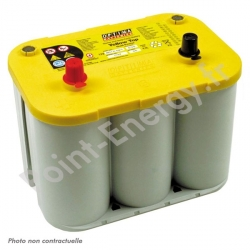 Batterie OPTIMA jaune 12V 55AH 765AEN