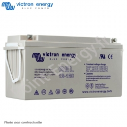 Batterie gel Victron Energy 12V 165Ah