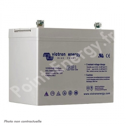 Batterie gel Victron Energy 12V 60Ah