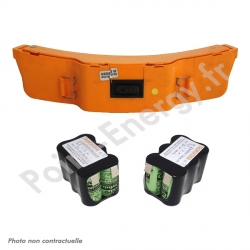 Batterie attacheur PELLENC AP25 / P80 14.4V 3Ah