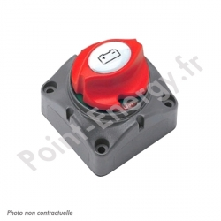 Coupe-batterie 275A  VDC