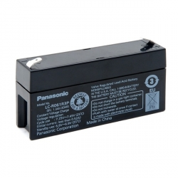 Batterie plomb AGM LC-R061R3P 6V 1.3Ah