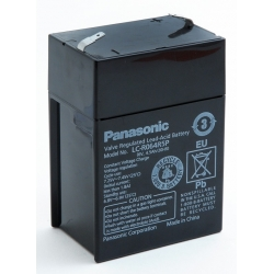 Batterie plomb AGM LC-R064R5P 6V 4.5Ah