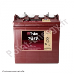 Batterie traction Trojan T875 8V 145/170Ah