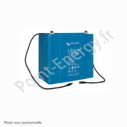 Batterie 12.8V 90Ah 1152Wh au Lithium Fer Phoshphate  (LiFePO4)