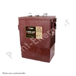 Batterie traction Trojan L16G-AC 6V 320Ah