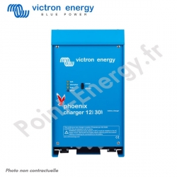 Chargeur Phoenix Victron Energy 12V-30A