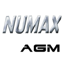 Batteries AGM Numax